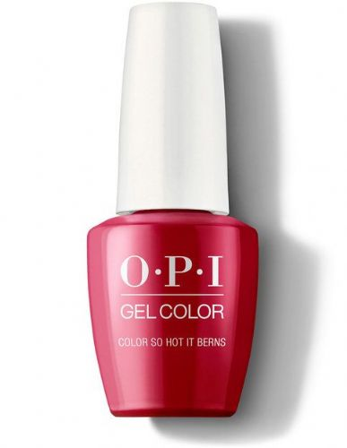 OPI Gelcolor Colour so hot it Berns